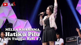 Lirik Lagu Nella Kharisma - Hatiku Pilu (Di Tinggal Rabi 2)