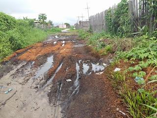 Prefeitura não cuida das vias públicas
