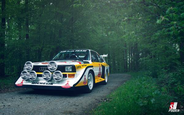 Interesting Offer, 1983 Audi Sportquattro S1