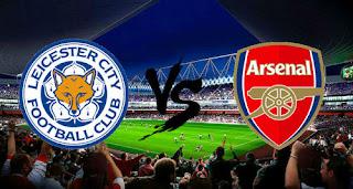 Prediksi Leicester City vs Arsenal - Siaran Langsung RCTI Sabtu 20 Agustus 2016