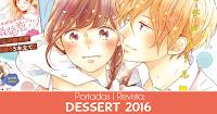 Portadas: Dessert 2016