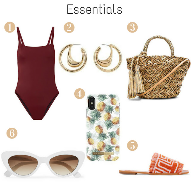 Summer Essentials: Perfect outfit