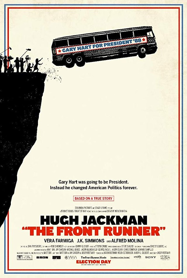 Nuevo Trailer Oficial de The Front Runner 2018 | Hugh Jackman