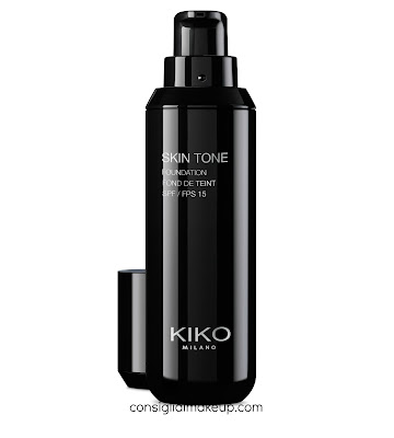 Preview: Skin Tone Foundation SPF 15 - Kiko