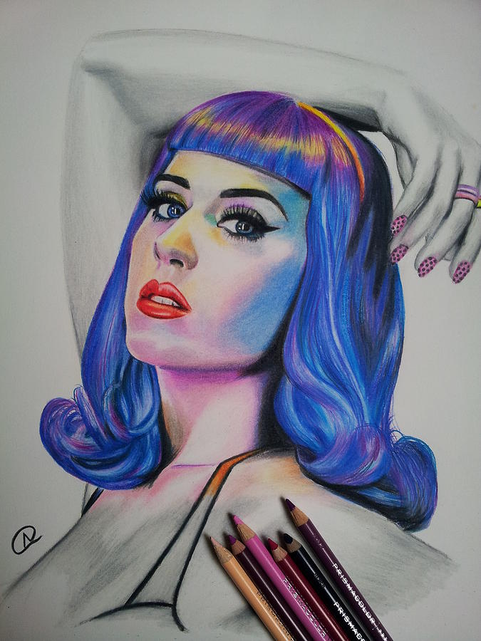 Katy Perry Katy Perry Drawing