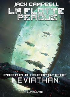Couverture livre - critique littéraire - La flotte perdue : par-delà la frontière, tome-5 : Léviathan