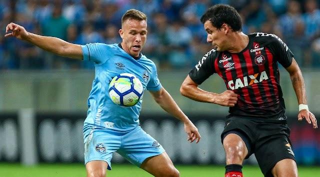 Gremio e Atlético ficam no empate, mas dão aula de futebol ao Brasil