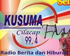Streaming radio Kusuma FM 99.4 MHz Cilacap