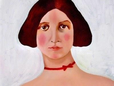 Cerita Wanita yang Selalu Memakai Pita di Lehernya
