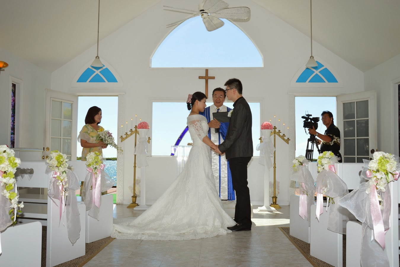 Hawaii Wedding Chapel: September 2014