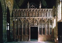 A 17th Century Defense of Rood Screens