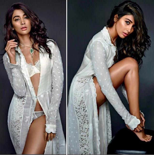 Pooja Hegde New Photoshoot Images
