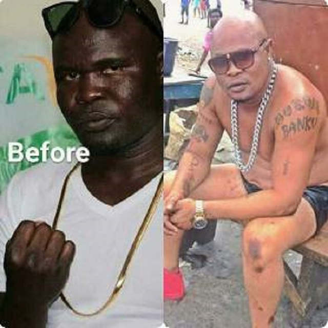 [Video] My wife advised me to bleach – Bukom Banku