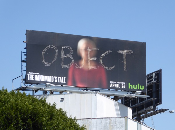 Handmaids Tale TV remake teaser billboard