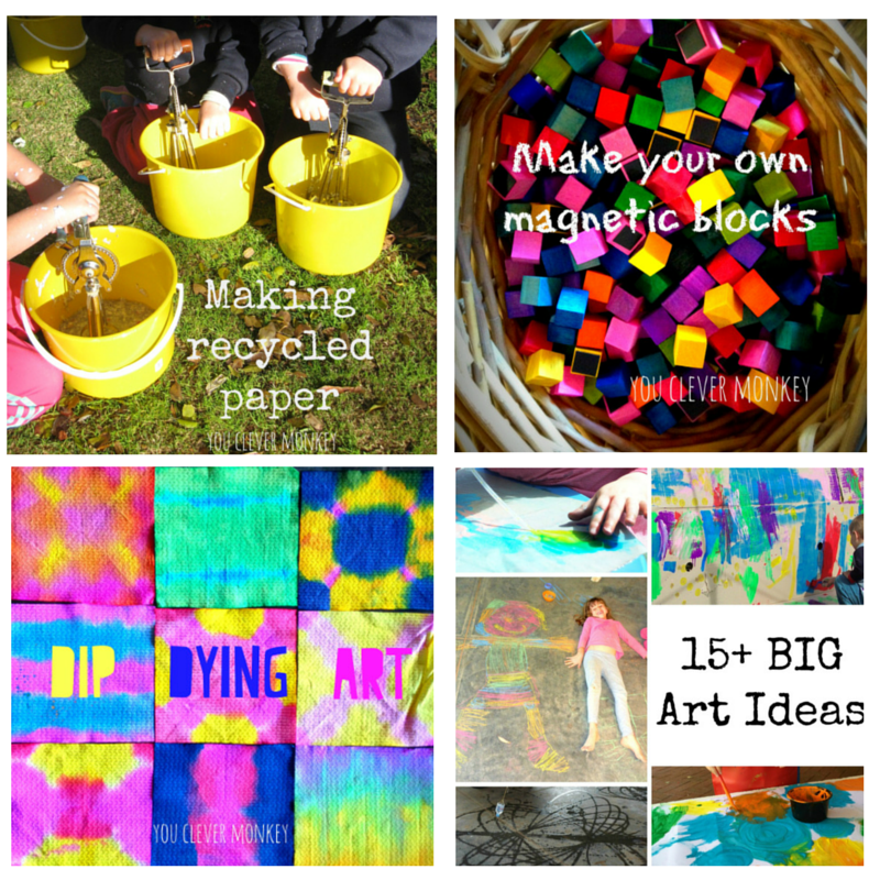 Sharing my most popular pins of 2014 along with 50+ best posts from other Kid Bloggers from around the world