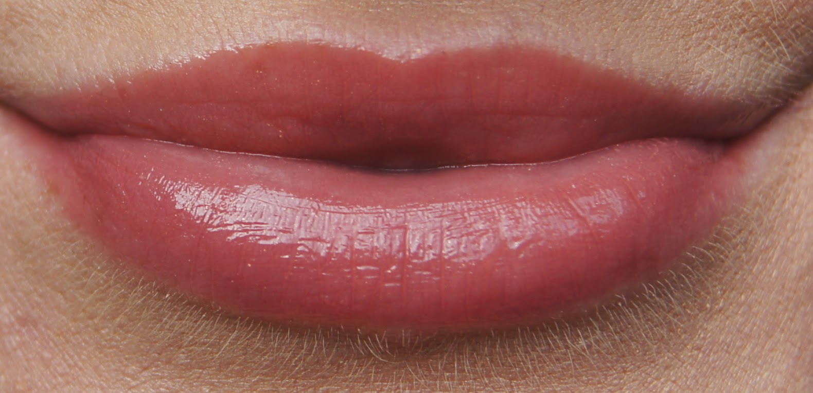 Soap & Glory Sexy Mother Pucker Gloss Stick Review Nudist Swatch
