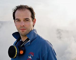 Il fisico e vulcanologo scozzese Andrew McGonigle