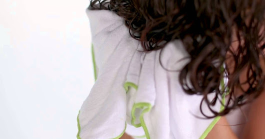 Product Review: The NEW DevaTowel - Does Bigger = Better? | Jen's Curly Mess