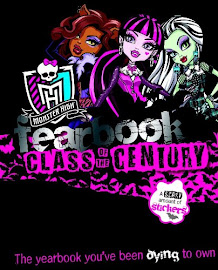 MH Monster High Fear Book Media