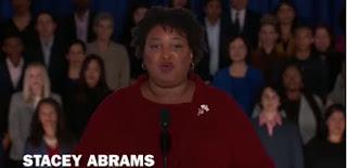Stacey Abrams SOTU Response