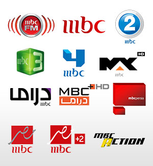 MBC - All Channels 2018 - New Frequency On Badr
