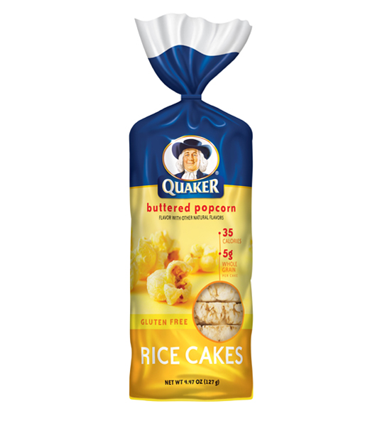 Quaker Buttered Popcorn Rice Cakes