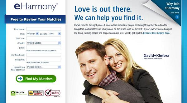 Online dating eharmony in Melbourne