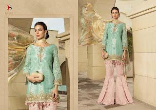 Deepsy Maria b 2 lawn 19 Pakistani Suits wholesaler Eid and ramzan collection