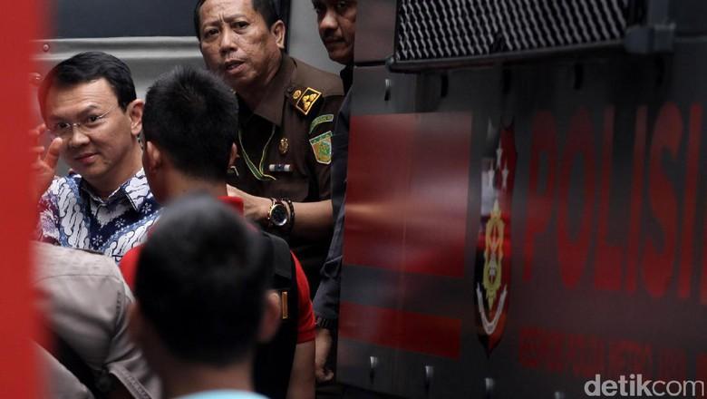 Jubir Era Presiden Gus Dur: Ahok Cocok di Nusakambangan