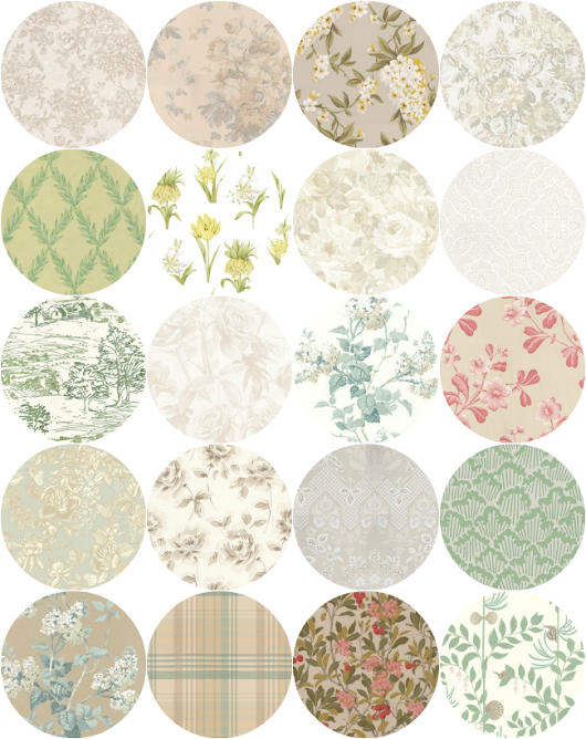 Dear Emmeline: Selecting a Dining Room Wallpaper : One Room Challenge Week 5