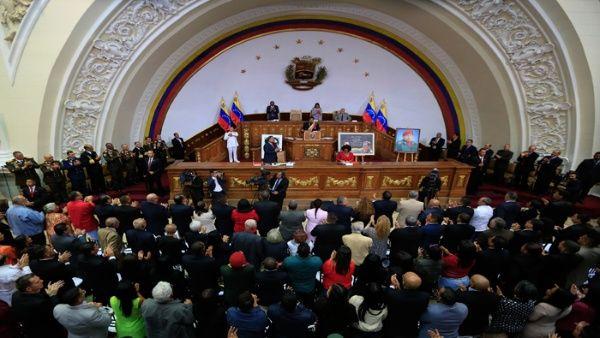 Asamblea Constituyente de Venezuela prepara medidas de defensa ante amenaza de EE.UU.