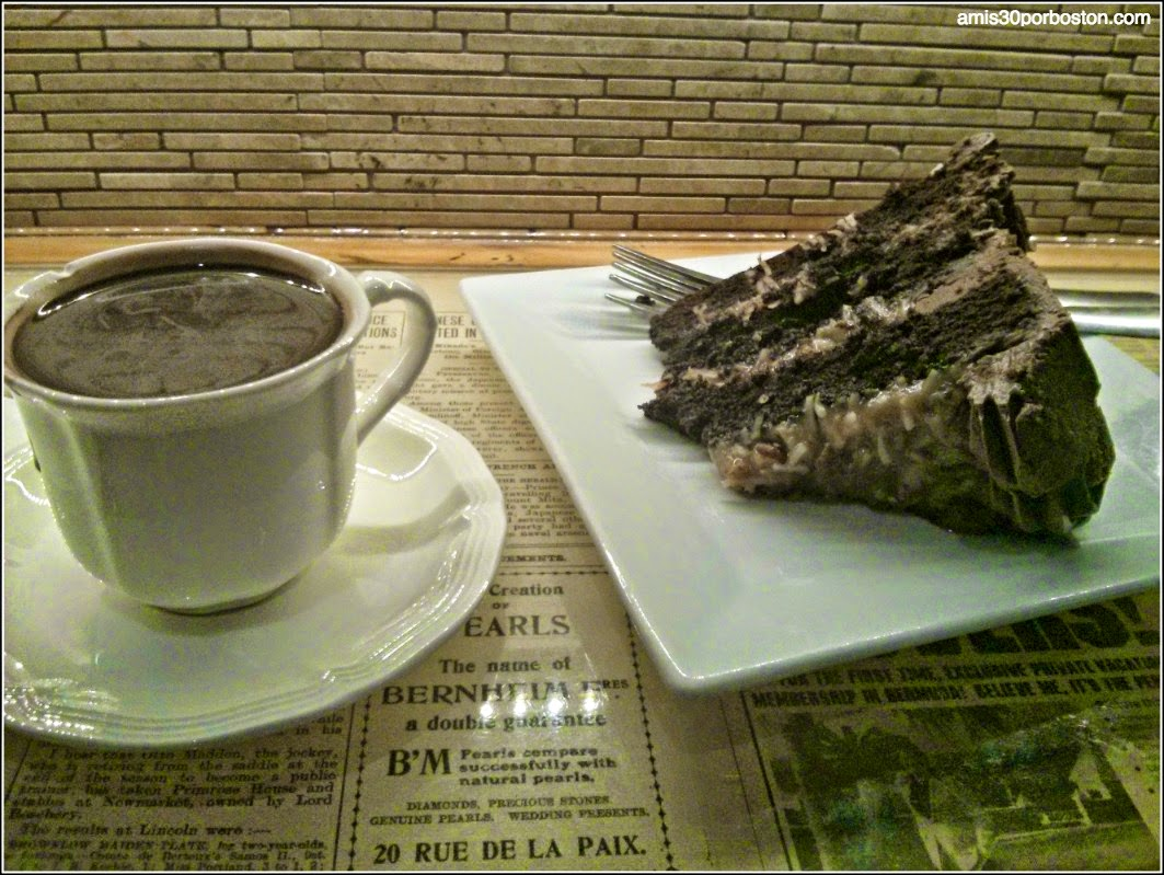 Hot Chocolate: Thinking Cup Boston