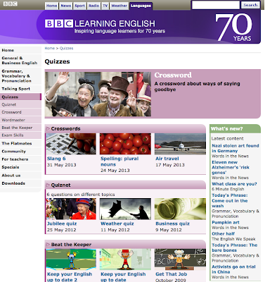 http://www.bbc.co.uk/worldservice/learningenglish/quizzes/