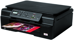 Brother DCP J152W Printer Drivers for Windows, Mac, Linux