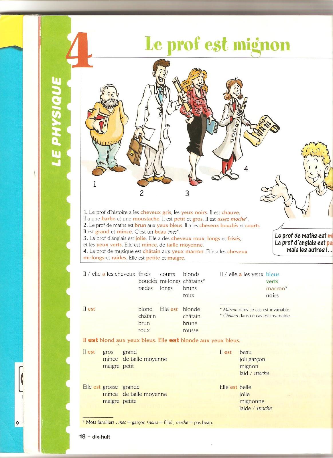 Images About Personal Descriptions
