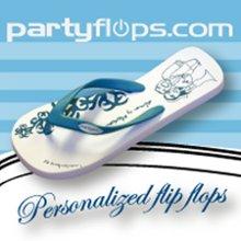 partyflops for flip flop baskets