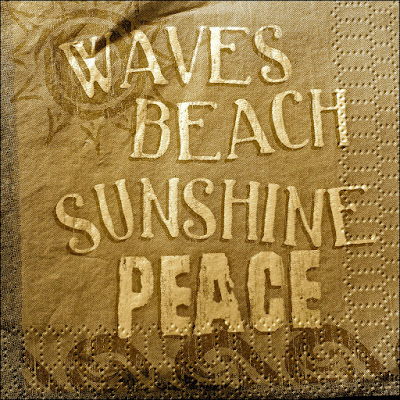 Waves . . . Peace: photo by Cliff Hutson