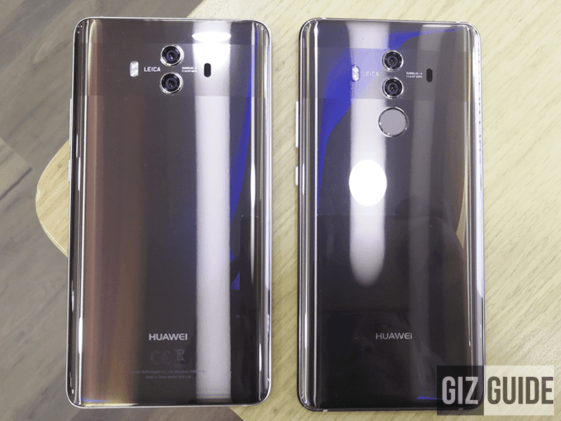 Huawei Mate 10 and Mate 10 Pro official in the Philippines