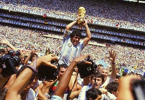 Maradona Juara Dunia 1986