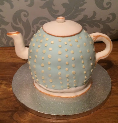 Photo of my Classically British Cake