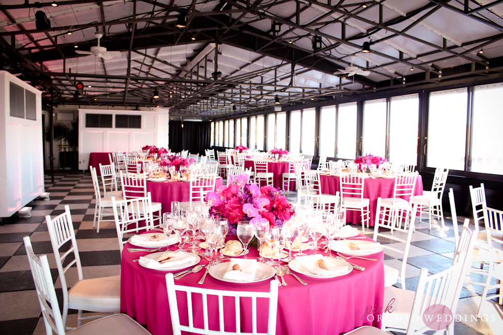 Caribbean Rehearsal Dinner Theme: Pink Orchid Weddings: Laura And Eric's Elegant Caribbean