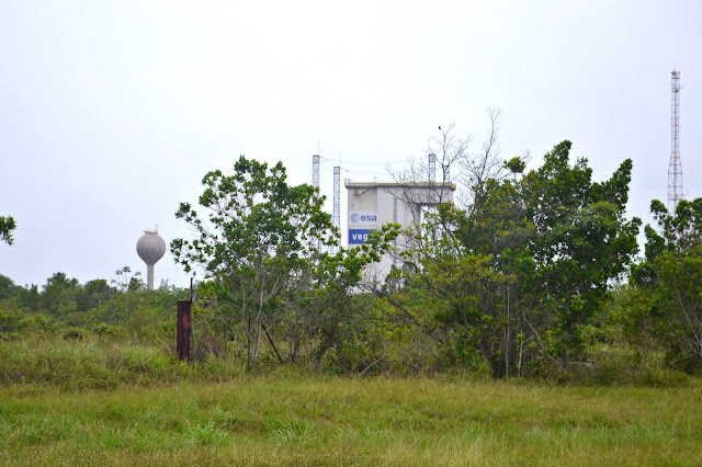 Visite centre spatial Guyanais, Kourou, Ariane
