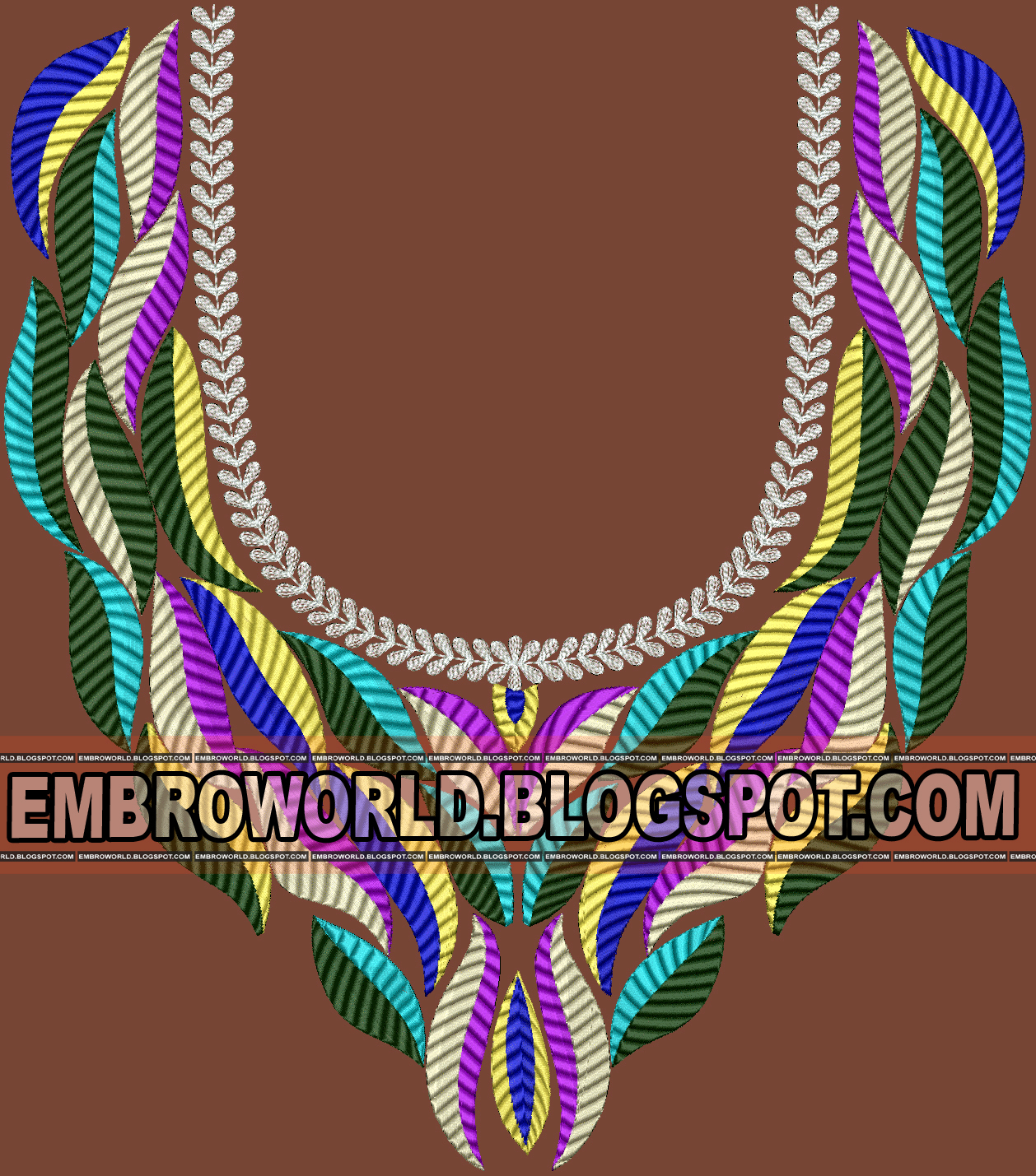 Premium Range Sizzling Embroidery Designs - Latest Embroidery