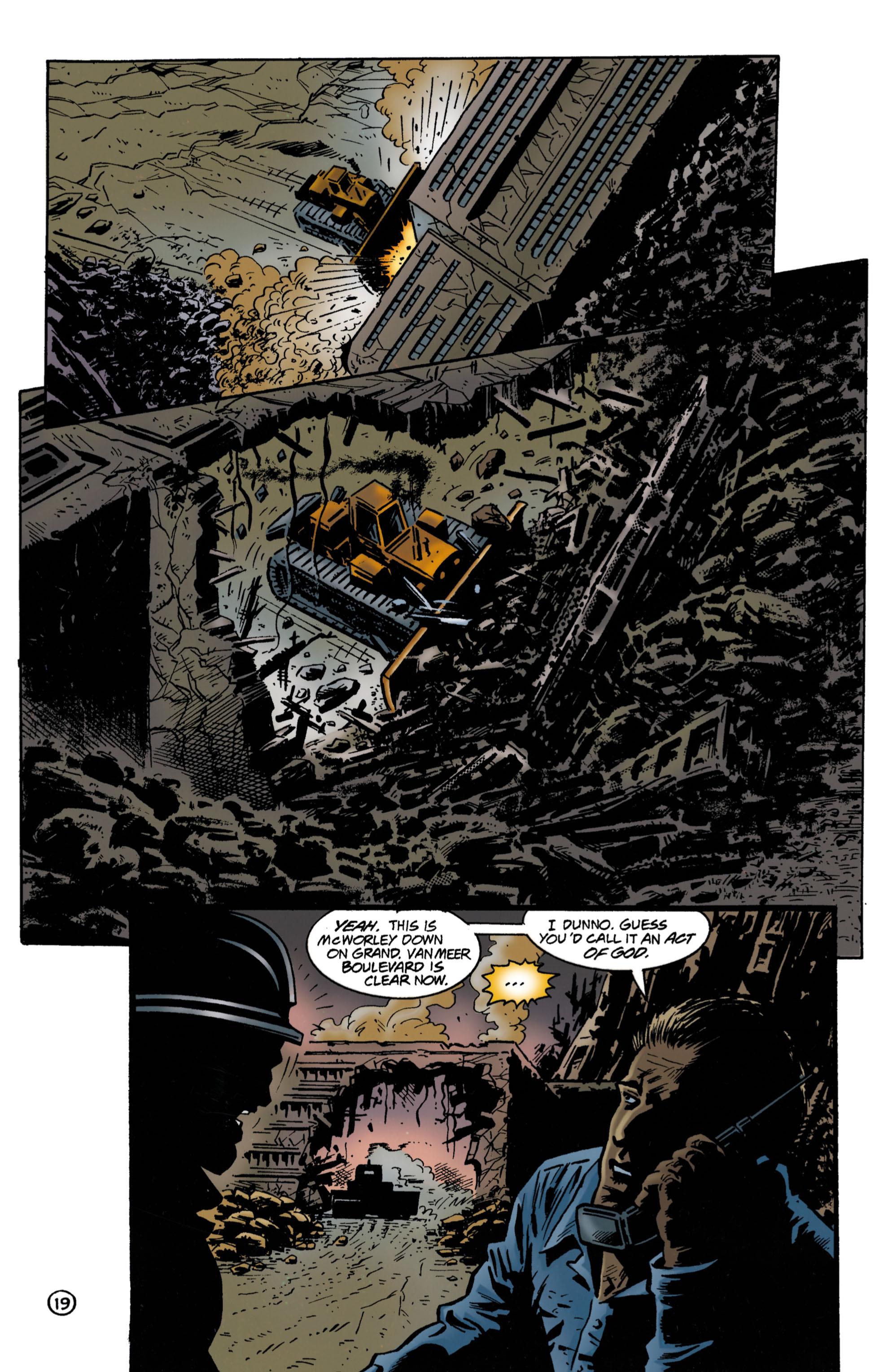 Detective Comics (1937) 724 Page 19