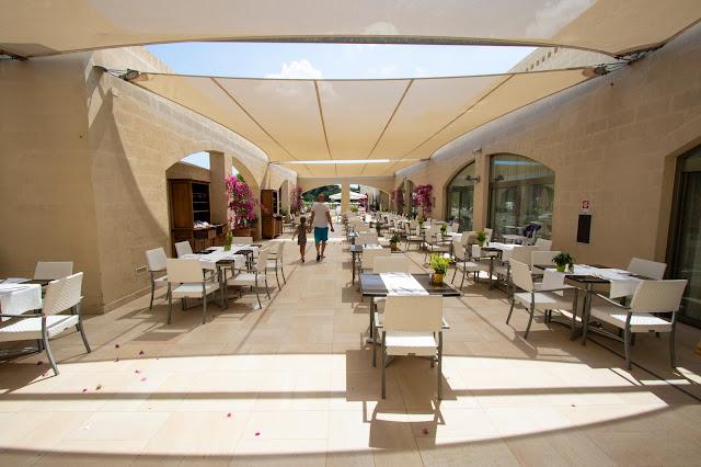 Ristorante-Vivosa Apulia resort