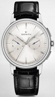 Montre Zenith Elite Chronograph classic