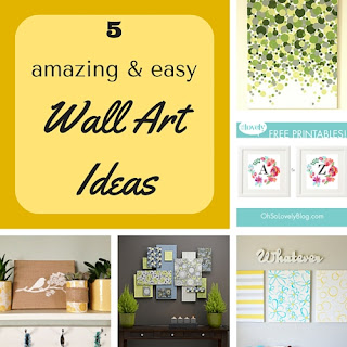 http://keepingitrreal.blogspot.com.es/2016/01/5-amazing-easy-wall-art-ideas.html