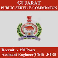Gujarat Public Service Commission, GPSC, freejobalert, Sarkari Naukri, CGPSC Answer Key, Answer Key, gpsc logo