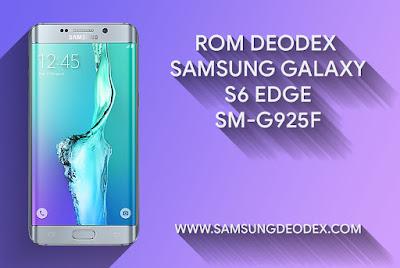 ROM DEODEX SAMSUNG G925F