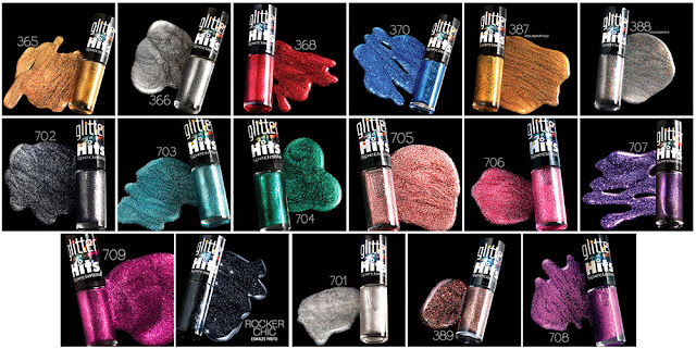 Coleção Glitter Forte 2016 Speciallita
